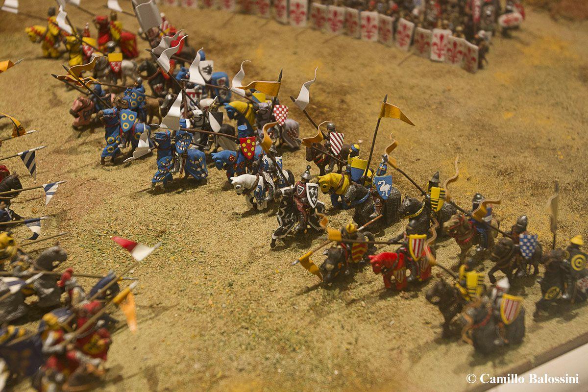La battaglia di Campaldino