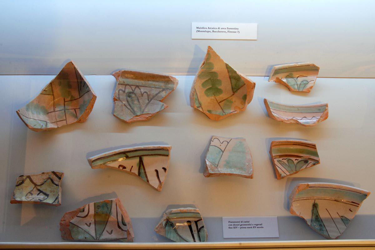 Ceramiche della Fornace di Montelupo