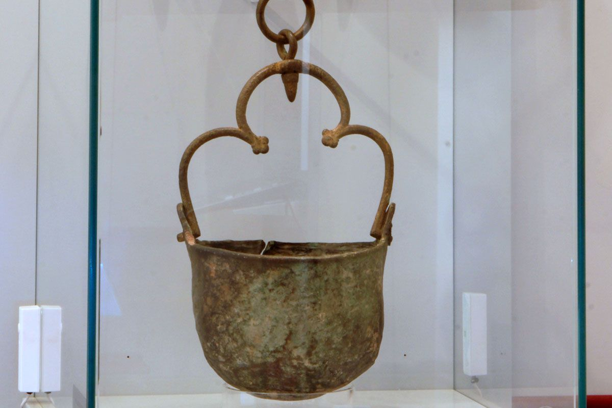 Bucket from the Well (14th Century)