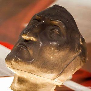 Maschera mortuaria di Dante Alighieri