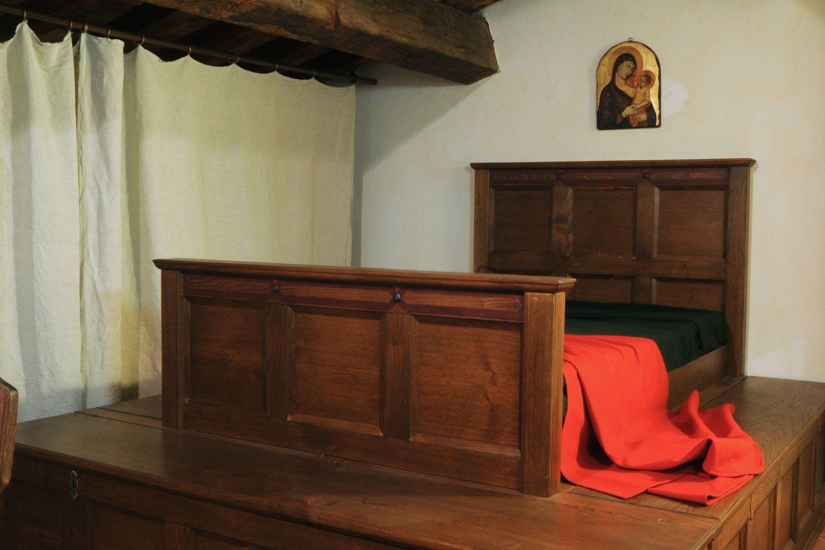 Camera da letto nobiliare