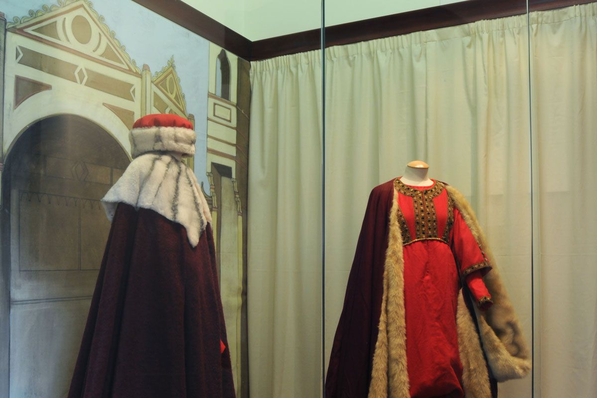 Ancient Gowns