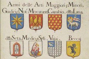 Tour di Firenze: arti e corporazioni fiorentine