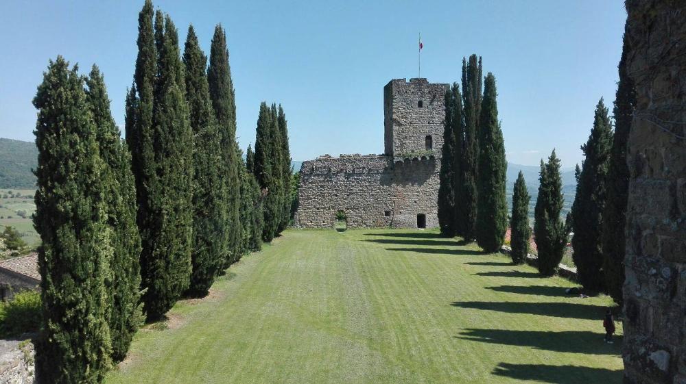 Tour di Firenze: a pie' del Casentino